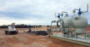oilfield desander by segretech